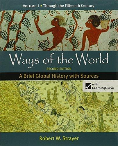 Patterns Of World History Volume 1 Pdf