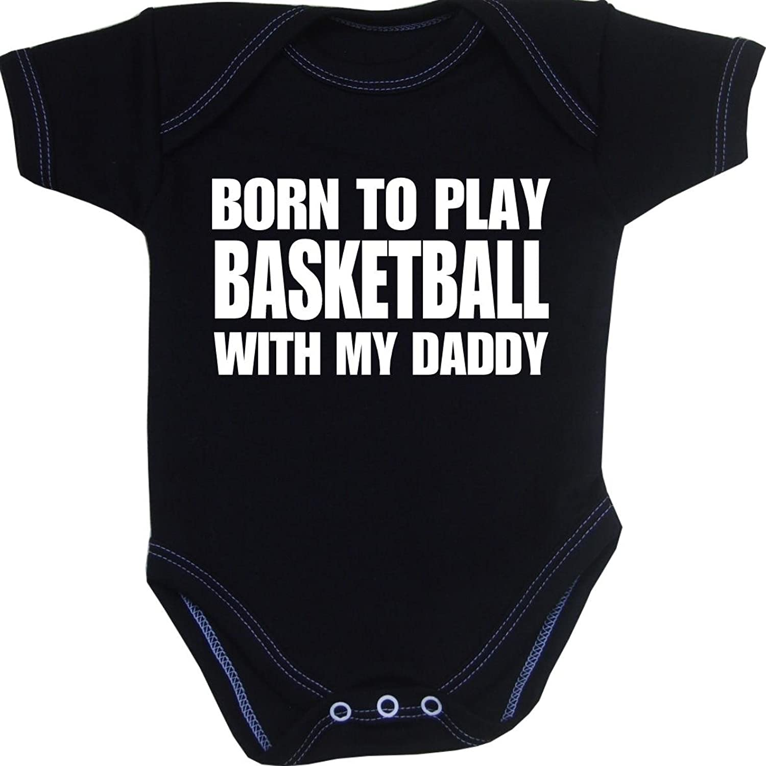 Amazon BabyPrem Baby Born to play Basketball with my Daddy