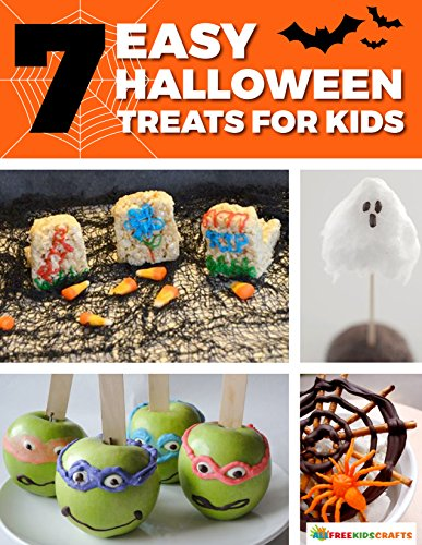 7 Easy Halloween Treats for Kids -