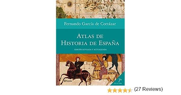 Atlas de Historia de España ((Fuera de colección)): Amazon.es ...