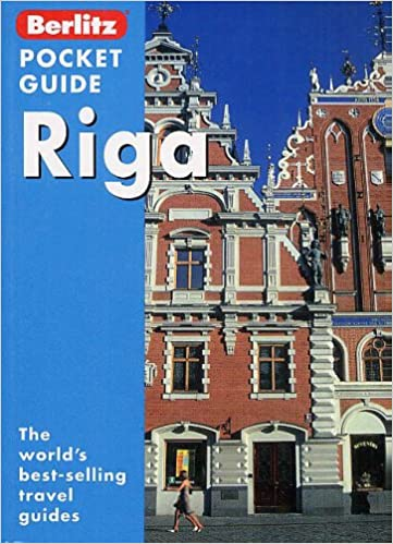Riga Berlitz Pocket Guide (Berlitz Pocket Guides)