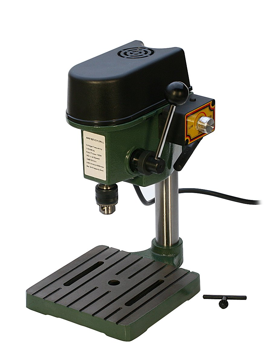 The Best Benchtop Drill Press 4