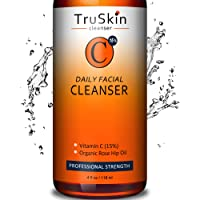 BEST Vitamin C Daily Facial Cleanser - Restorative Anti-Aging Face Wash for All...