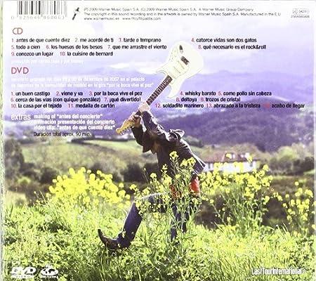 Antes de Que Cuente 10: Fito Y Fitipaldis: Amazon.es: Música