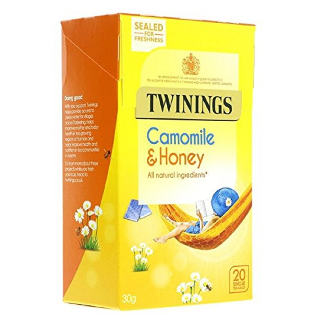 Twinings Camomile & Honey Tea Tea Bags
