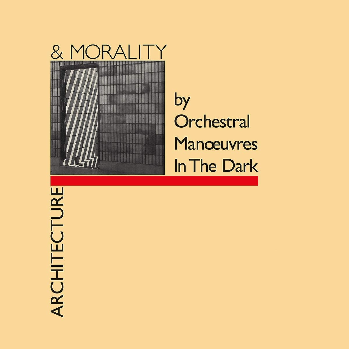Vinilo : Omd ( Orchestral Manoeuvres in the Dark ) - Architecture & Morality (LP Vinyl)