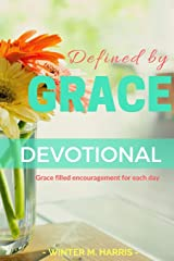 Defined by Grace Devotional Paperback
