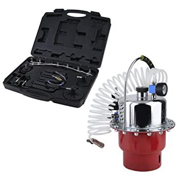 Intercambiador de líquido de frenos de coche Herramientas de reparación de automóviles Sistema de sistema de