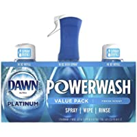 Dawn Ultra Power Wash Platinum Fresh Scent