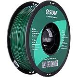 eSUN PLA PRO (PLA+) 3D Printer Filament, Dimensional Accuracy +/- 0.03 mm, 1 kg Spool, 1.75 mm, Pine Green, Pantone 343C