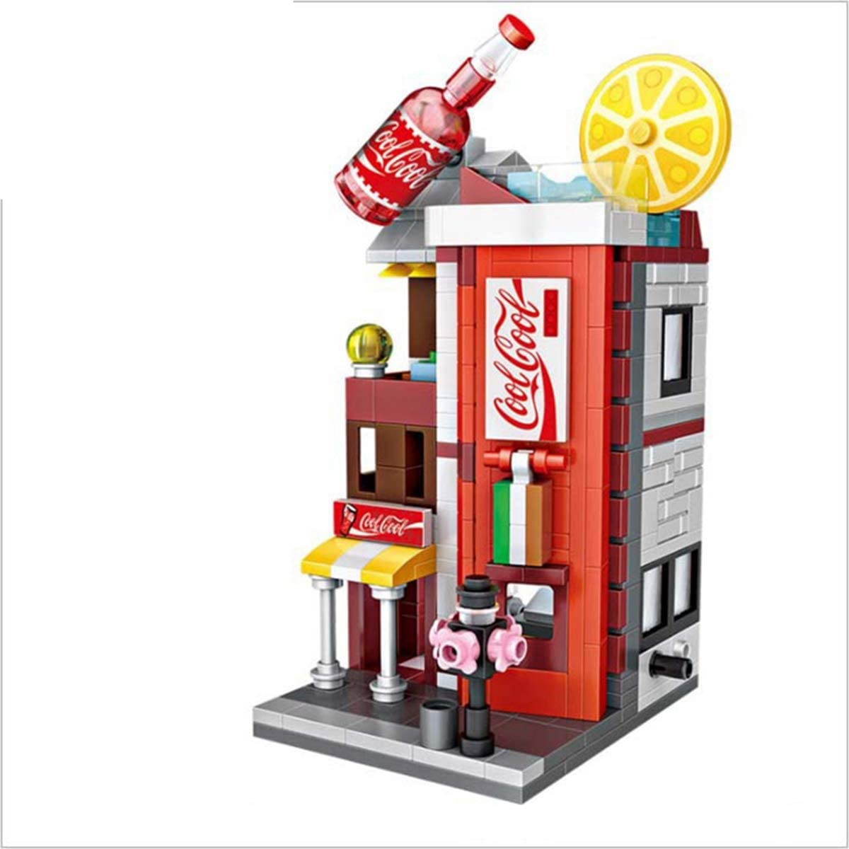 Cute Cartoon Series Micro-Drilled Small Particles Classic,Building Bricks Building Block and Mini Building Blocks Toy for Ages 12 Year Old Boys Girls /& Adults Kids CARTOON19 758PCS
