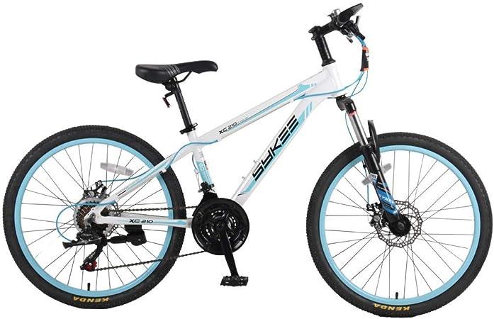 actoper - Bicicleta de montaña de 24 Pulgadas, Cambio de 21 ...