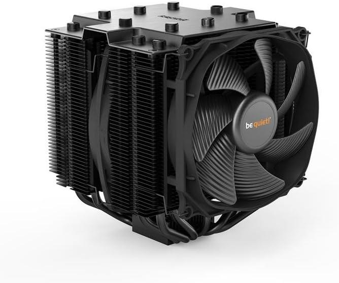 be quiet! Dark Rock Pro 4, 250W TDP, CPU cooler, Black: Amazon.co.uk:  Computers & Accessories