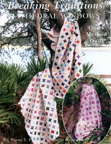 cathedral window quilt book - 3
