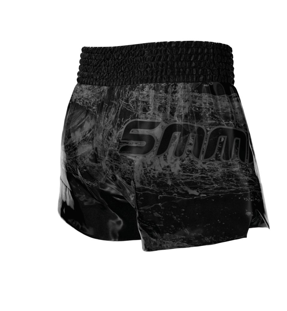 SMMASH Muay Thai Shorts Splash