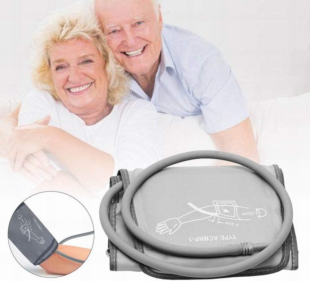 HOTEU Monitor De Presión Arterial Del Brazo Superior De Atención Médica Con Brazalete De Amplio Rango Para Uso Hogar Medidor De Pulso De Presión Arterial Y Frecuencia Cardíaca