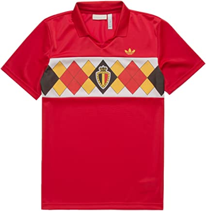 shop best sellers sells buy good Adidas Originals Belgium 1984 Jersey Victory Red MD at Amazon ...