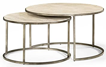 Hammary Round Nesting Table