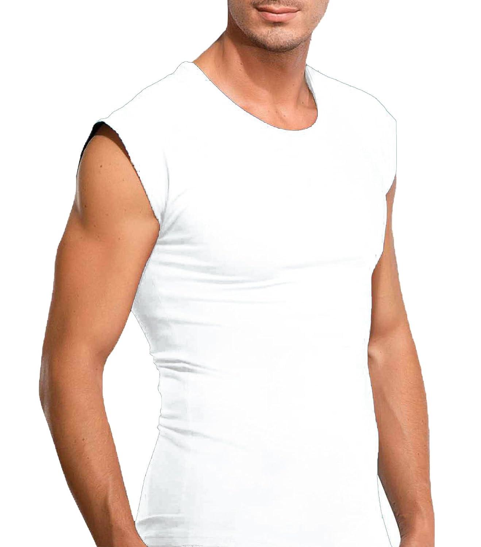 2177d7db6a2a99 Muskelshirt Herren Unterhemd Tanktop Tankshirt T Shirt Ärmellos Männer  Doreanse  Amazon.de  Bekleidung