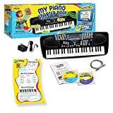 eMedia My Piano Starter Pack for Kids - with Poster (Amazon-Exclusive, EK99171)