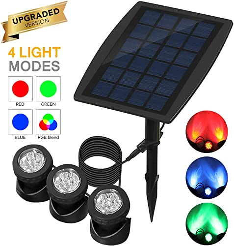 LemonBest-Solar-Pond-Light-Spotlight-RGB-Color