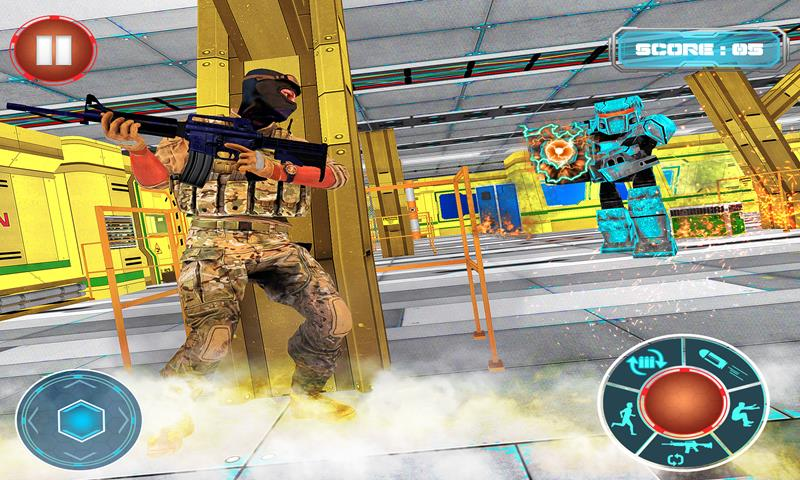 Robots War Space Clash Mission: Amazon.es: Appstore para Android