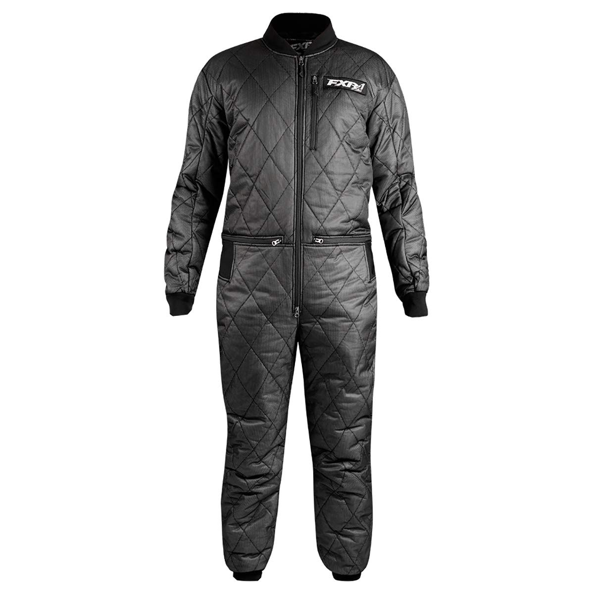 FXR Mens Monosuit Removable Liner 120gr (Black, Medium)