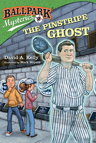 The Pinstripe Ghost (Ballpark Mysteries) -