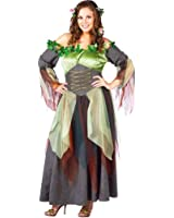 mother nature adult costume