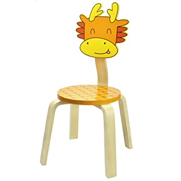 School Stack Chairs, Bentwood Chairs For Kids And Cute Animal Style For  Baby Boys,