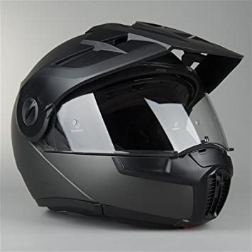 Schuberth Casco E1 Antracit M 57-58cm