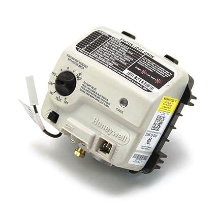 Whirlpool 6911127 calentador de agua Gas válvula y control de temperatura Asamblea
