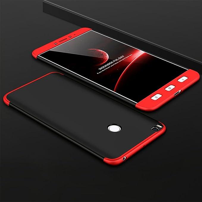 2 opinioni per Ultra Slim Thin Custodia per Xiaomi Mi Max 2, MAOOY Luxury Staccabile 3in1 Hard