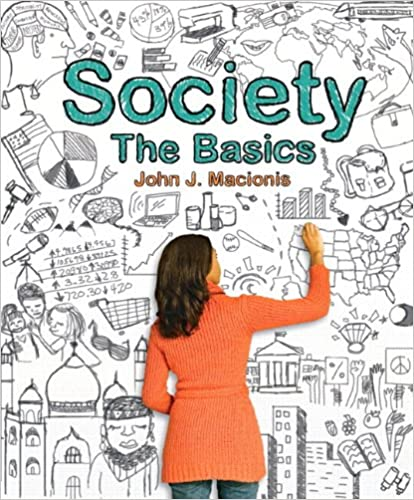 society the basics 12th edition