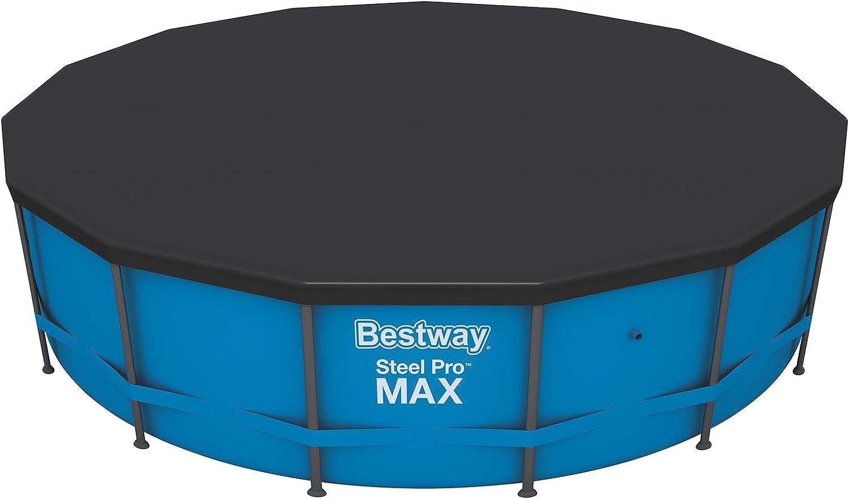Bestway 58038 - Cobertor Invierno para Piscina Desmontable Ø470 cm ...
