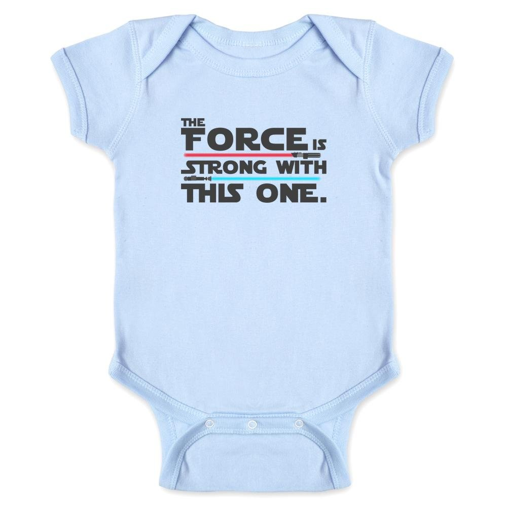 Pop Threads Force is Strong with This One Infant Bodysuit by 1183-201