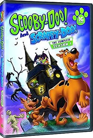 Scooby Scrappy Doo Saison 1 Dvd Blu Ray Amazon Fr