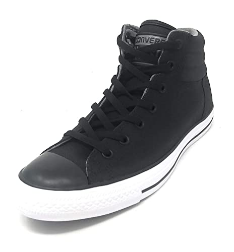 f9141499f9b2 Image Unavailable. Image not available for. Color  Converse CTAS Fresh HI  Black Thunder White 11 Mens