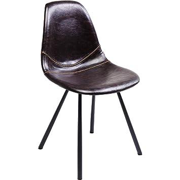 Lounge Grau 84 55 Kare Braun 47 Design X Stuhl nw8k0OXNP