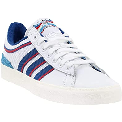 55322125f49 adidas Superstar Vulc x Alltimers Sneakers Future White/Core Black/Scarlet  Mens 4