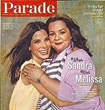 Sandra Bullock, Melissa McCarthy, The Heat, John Fogerty, Doughnut Recipes - June 9, 2013 Parade Magazine