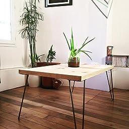 4 x pieds de table en 233pingle 224 cheveux remplacement de
