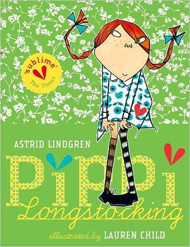 Checking Out Pippi Longstocking From >> Pippi Longstocking Gift Edition Amazon Co Uk Astrid Lindgren