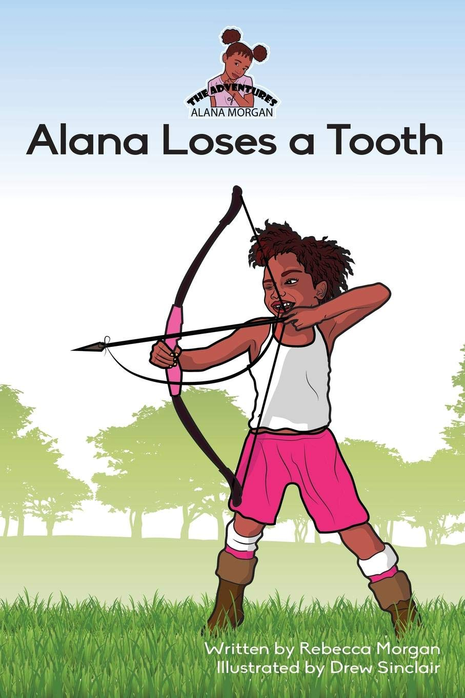Alana Loses a Tooth