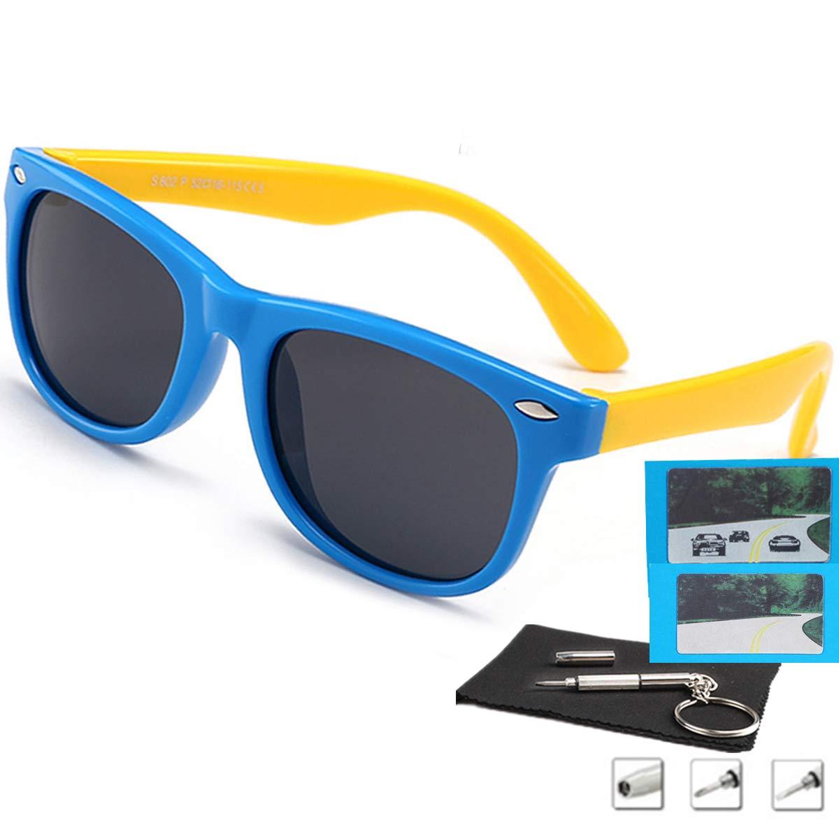 23c89486a3af ویکالا · خرید اصل اورجینال · خرید از آمازون · Kids Sunglasses Polarized kds  Sunglasses Girls