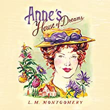 Anne's House of Dreams Audiobook by L.M. Montgomery Narrated by Barbara Barnes