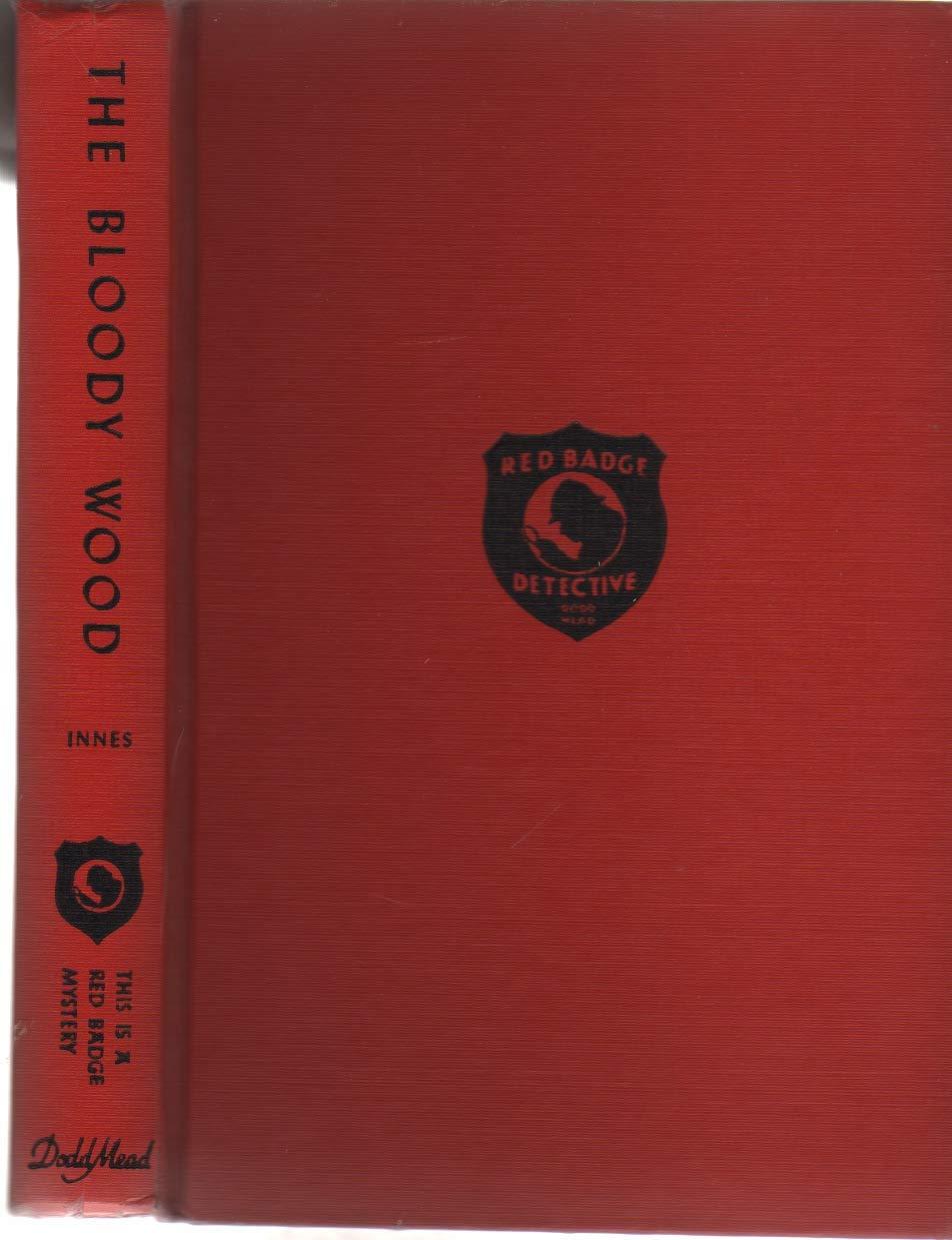 hyvä rakenne halvempaa laaja valikoima The Bloody Wood: Michael Innes: 9789997517845: Amazon.com: Books