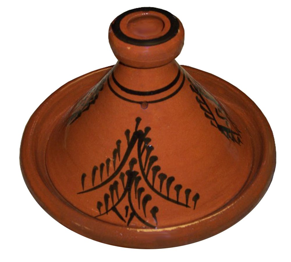 Moroccan Medium Cooking Tagine 10 inches by Cooking Tagines
