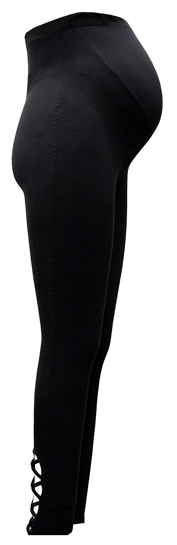 HyBrid /& Company Womens Super Comfy Maternity Leggings Made in USA