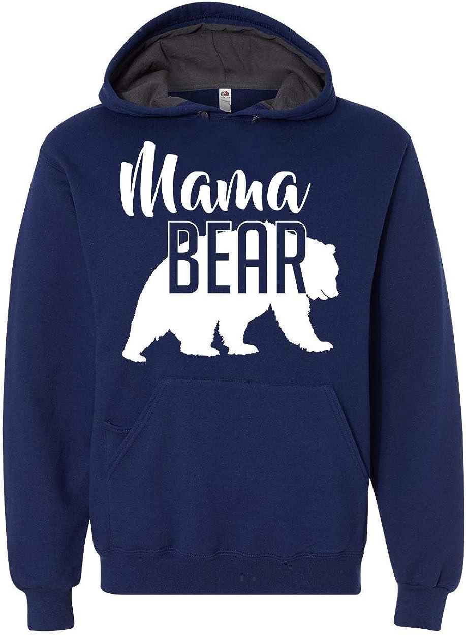 Mama Bear Hoodie Mom Women Soft Hoodie Adult Unisex Men\u0027s Women\u0027s